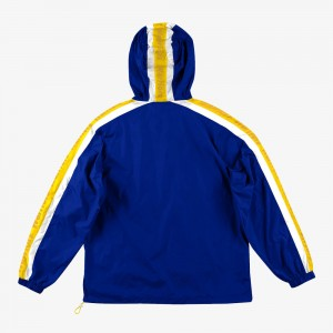 Packable Nylon Anorak Golden State Warriors